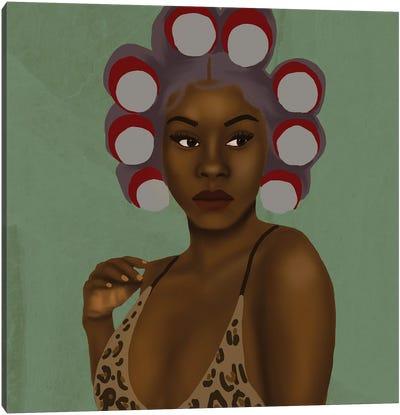 Cherry Cola Canvas Art Print