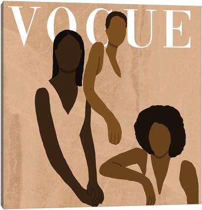 Vogue Challenge 2 Canvas Art Print