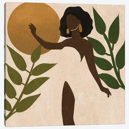 Release Canvas Print #SDH76} by Sarah Dahir Canvas Wall Art