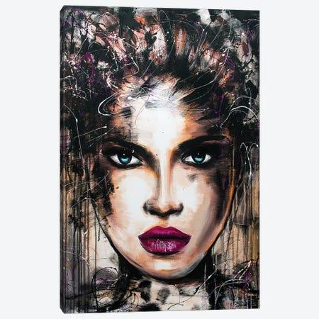 Kat Canvas Print #SDI10} by Studio Edin Canvas Artwork