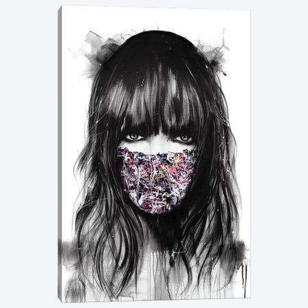Pandora Canvas Print #SDI13} by Studio Edin Canvas Wall Art
