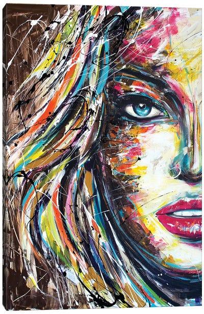 Saga Canvas Art Print
