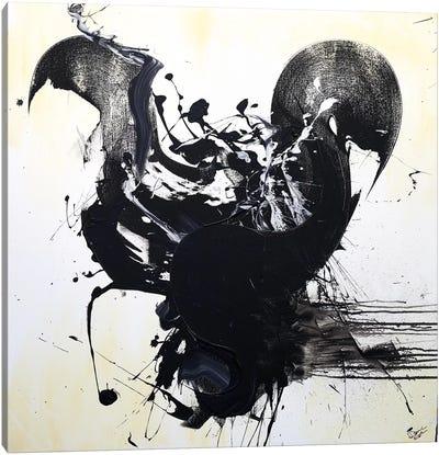 Triad Canvas Art Print