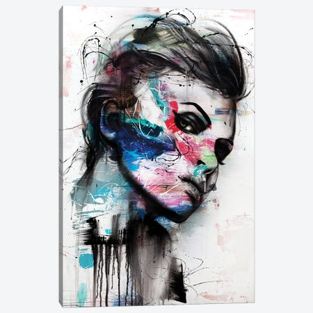 Velvet Canvas Print #SDI20} by Studio Edin Art Print