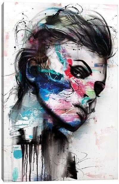 Velvet Canvas Art Print