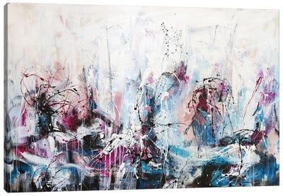 Waterfalls Canvas Art Print