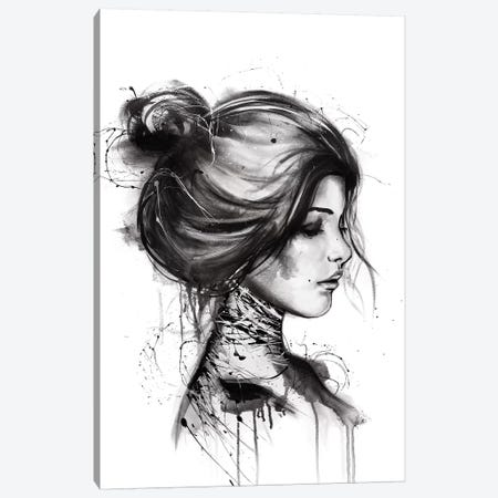 Belle NY Canvas Print #SDI3} by Studio Edin Art Print