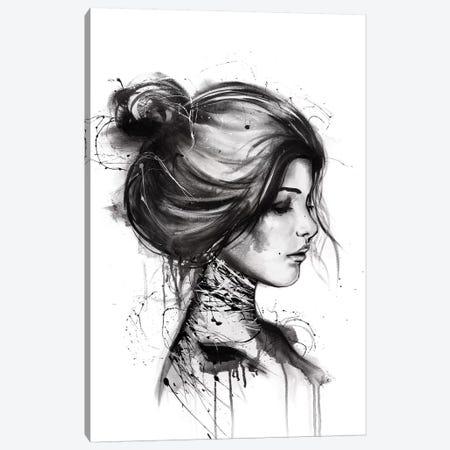 Belle NY Canvas Print #SDI3} by Studio Edin Art Print
