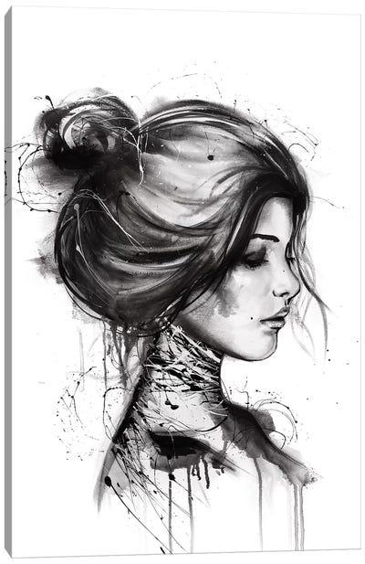 Belle NY Canvas Art Print