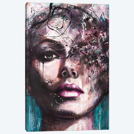 Donna Canvas Print #SDI5} by Studio Edin Canvas Wall Art