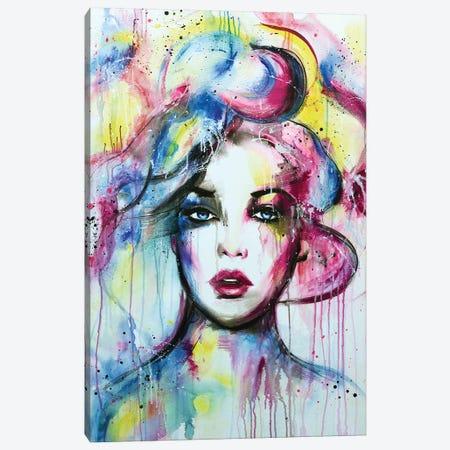 Haze Canvas Print #SDI7} by Studio Edin Canvas Wall Art