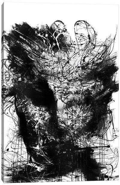 Ivy Canvas Art Print
