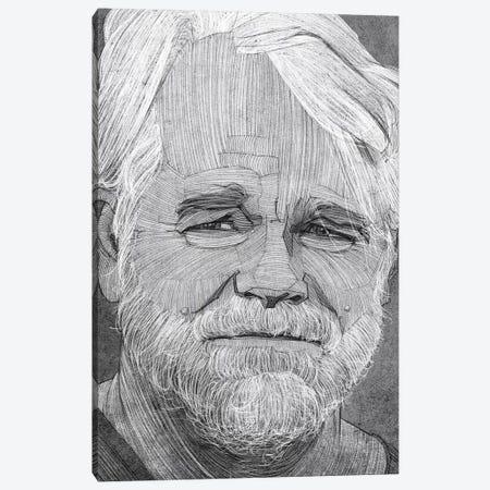 Philip Seymour Hoffman Canvas Print #SDM12} by Stavros Damos Canvas Art