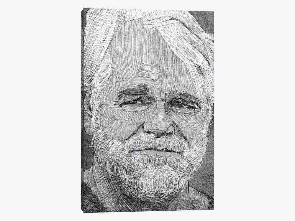 Philip Seymour Hoffman by Stavros Damos 1-piece Canvas Artwork