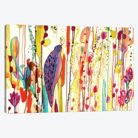 Vers Le Ciel Canvas Print #SDS100} by Sylvie Demers Canvas Art