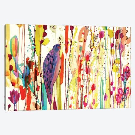 Vers Le Ciel Canvas Print #SDS100} by Sylvie Demers Canvas Art
