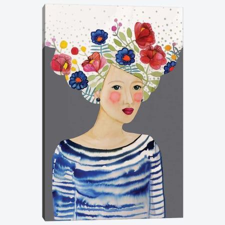 Ariane Canvas Print #SDS104} by Sylvie Demers Canvas Print