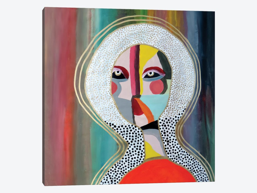 Aura II by Sylvie Demers 1-piece Canvas Print