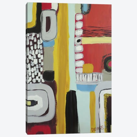 Chemins Canvas Print #SDS10} by Sylvie Demers Canvas Artwork