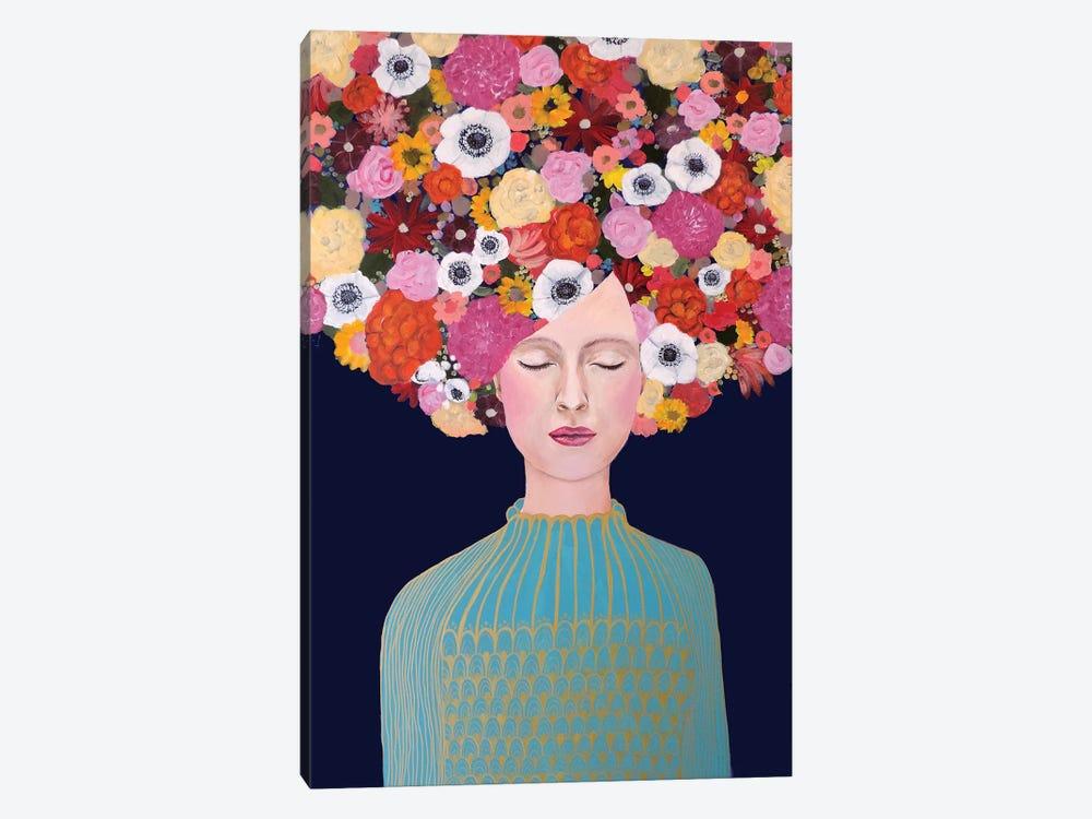 Celeste by Sylvie Demers 1-piece Canvas Wall Art