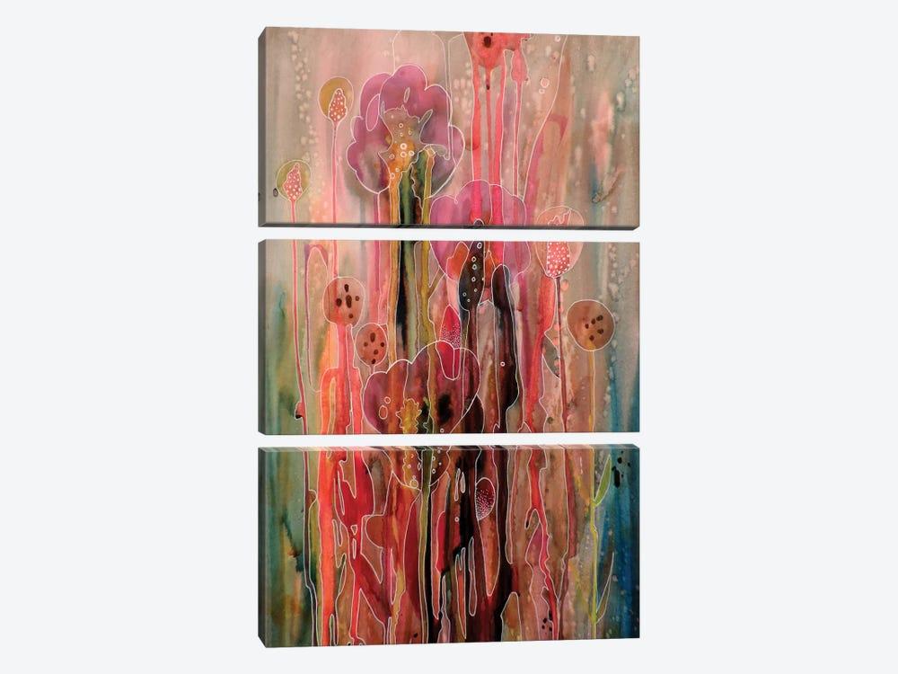 Chercher La Lumiere by Sylvie Demers 3-piece Canvas Artwork