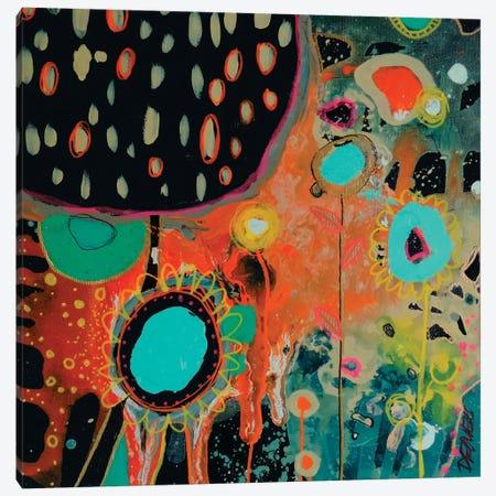 Dans La Fôret Canvas Print #SDS117} by Sylvie Demers Canvas Wall Art