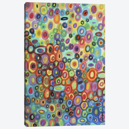 First Love Canvas Print #SDS11} by Sylvie Demers Canvas Art