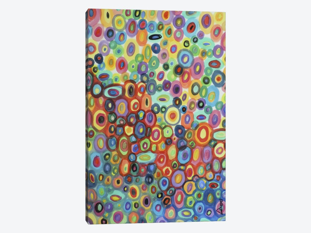 First Love by Sylvie Demers 1-piece Canvas Print