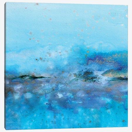 Eau II Canvas Print #SDS120} by Sylvie Demers Canvas Art