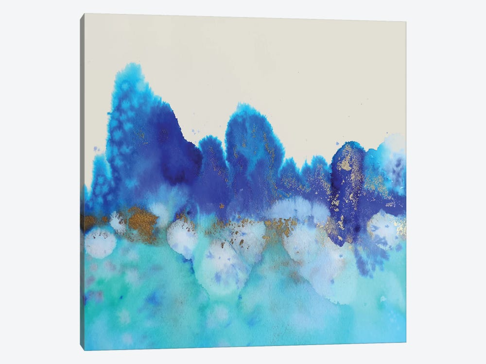 Eau III by Sylvie Demers 1-piece Canvas Artwork