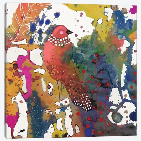 El Rey Canvas Print #SDS122} by Sylvie Demers Canvas Wall Art