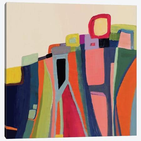 Falaise Canvas Print #SDS123} by Sylvie Demers Canvas Artwork