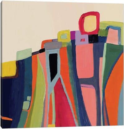 Falaise Canvas Art Print