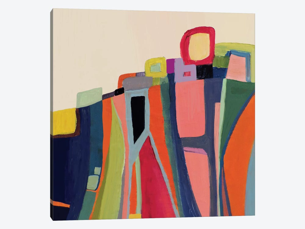 Falaise by Sylvie Demers 1-piece Canvas Wall Art