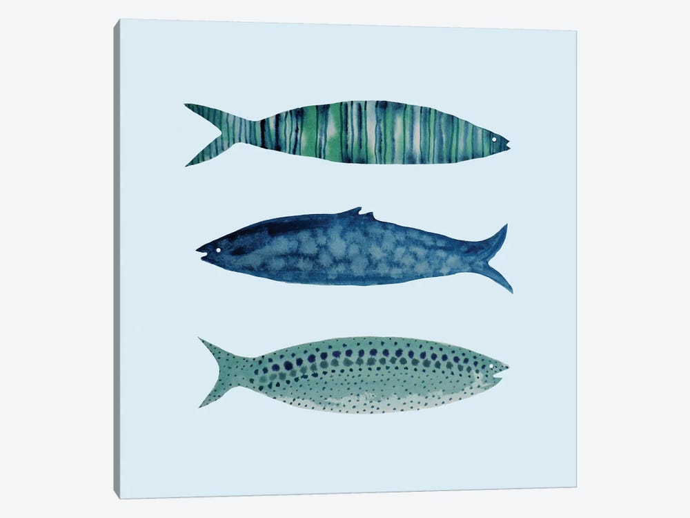 Fish by Sylvie Demers 1-piece Art Print