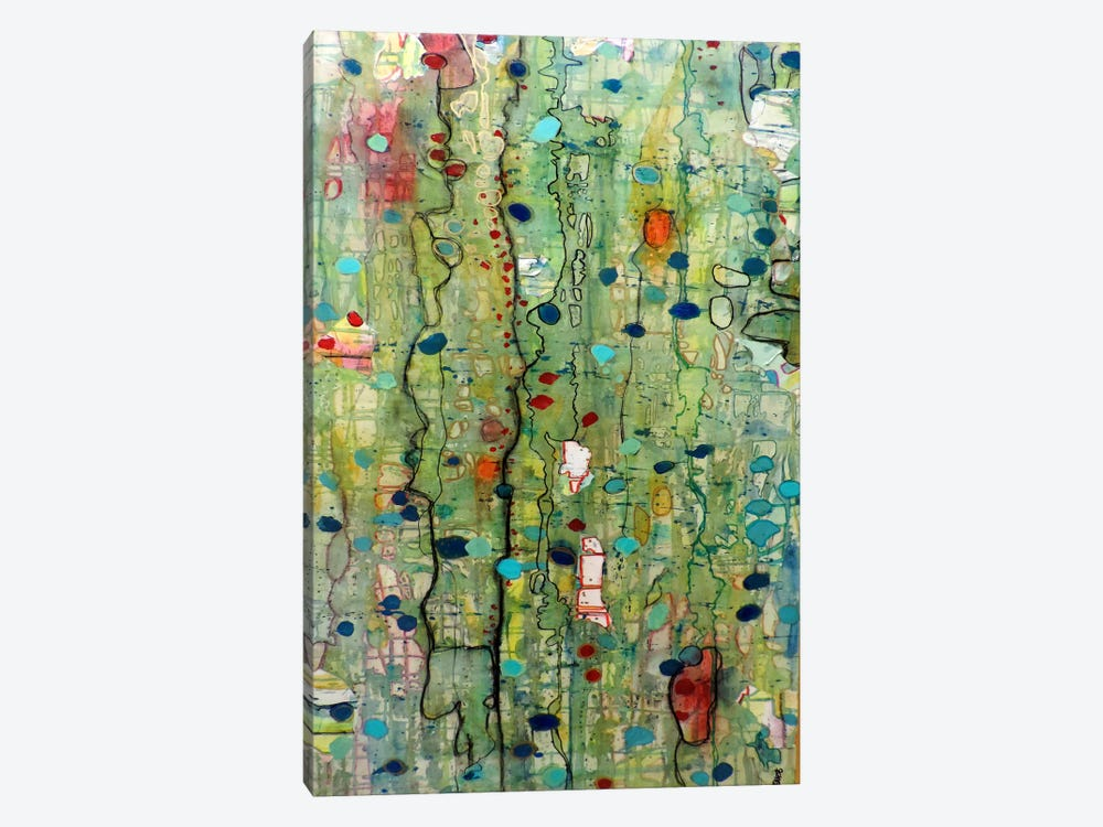 In Vitro by Sylvie Demers 1-piece Canvas Art Print