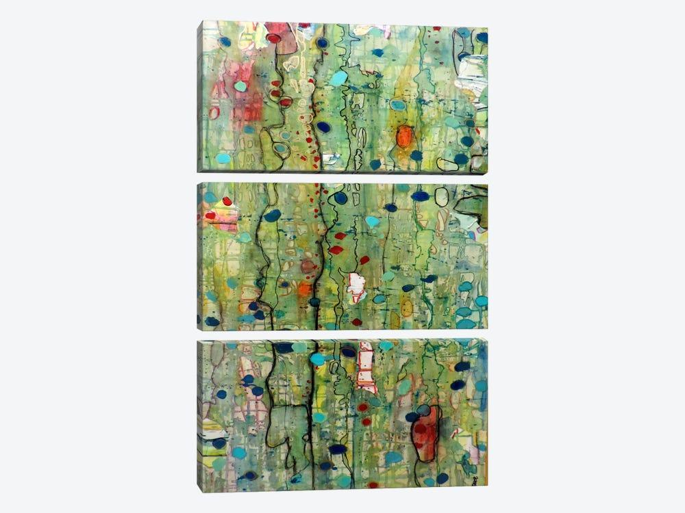 In Vitro by Sylvie Demers 3-piece Art Print