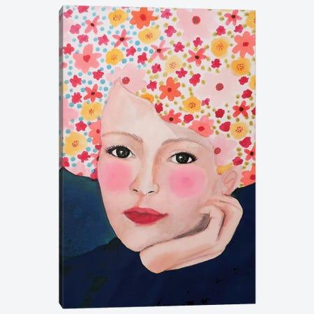 Laure Canvas Print #SDS145} by Sylvie Demers Art Print