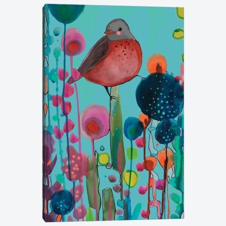 Le Parfum Canvas Print #SDS146} by Sylvie Demers Canvas Print