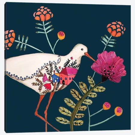 Les Souvenirs Canvas Print #SDS156} by Sylvie Demers Canvas Art