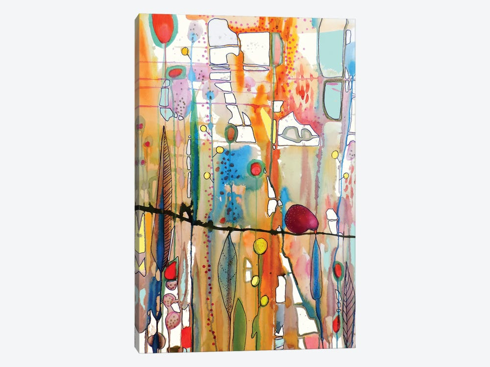 Looking For You by Sylvie Demers 1-piece Canvas Wall Art