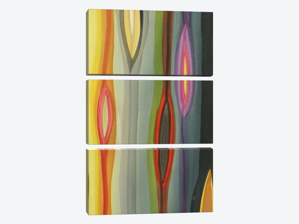 Le Progres by Sylvie Demers 3-piece Canvas Print