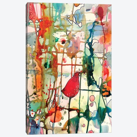 Manifesto II Canvas Print #SDS162} by Sylvie Demers Canvas Art
