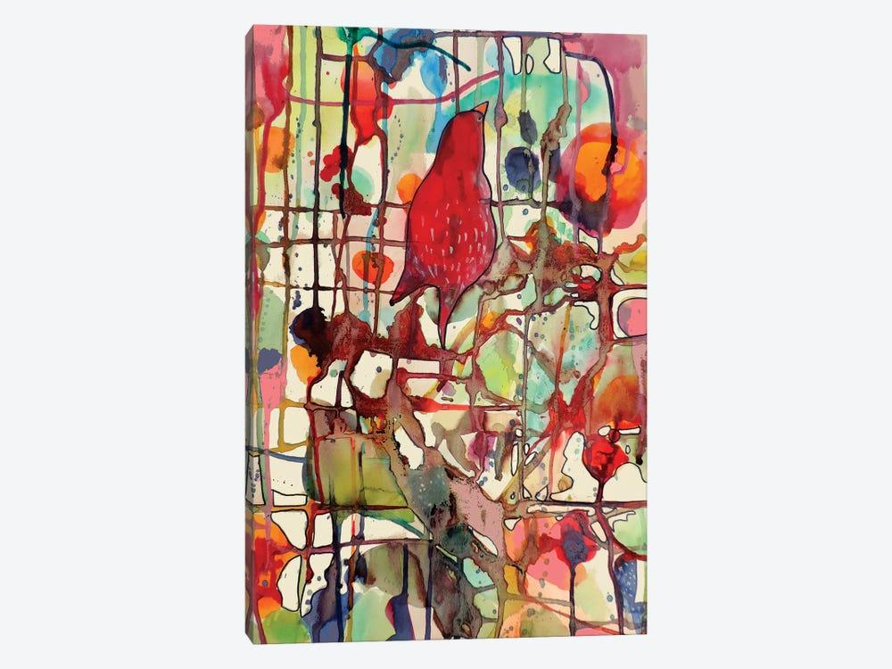 Manifesto III by Sylvie Demers 1-piece Canvas Art