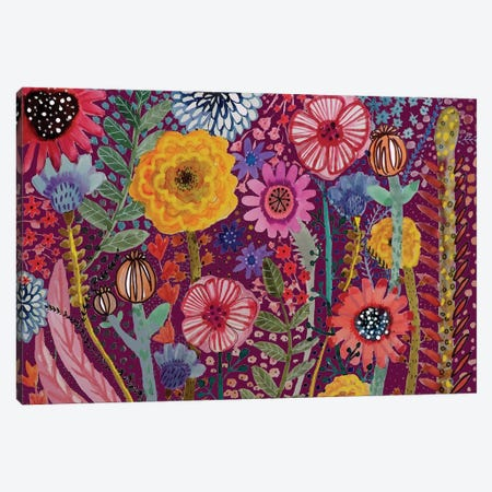 Reparation Du Jardinier Canvas Print #SDS174} by Sylvie Demers Canvas Art