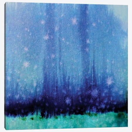 Seaside II Canvas Print #SDS178} by Sylvie Demers Art Print