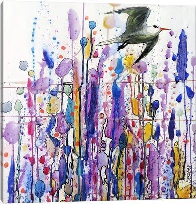 Libre Voie Canvas Art Print
