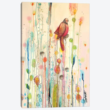 Unwind Canvas Print #SDS183} by Sylvie Demers Canvas Wall Art