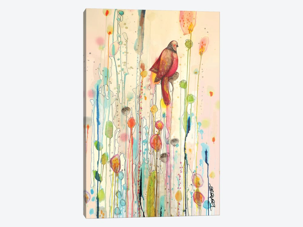 Unwind by Sylvie Demers 1-piece Canvas Artwork