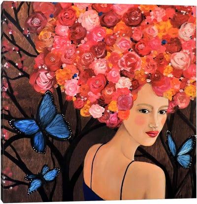 Alma Canvas Art Print